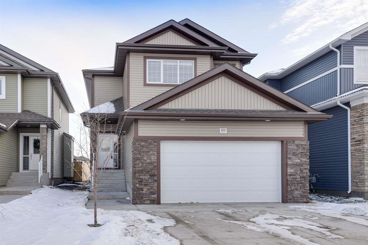 For Sale: 177 Woodhill Lane, Fort Saskatchewan, AB | 3 Bed, 3 Bath House for $419,900. See 18 photos!
