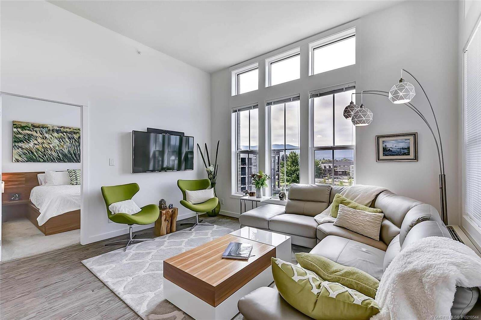 Condo for sale at 1770 Richter St Kelowna British Columbia - MLS: 10210544