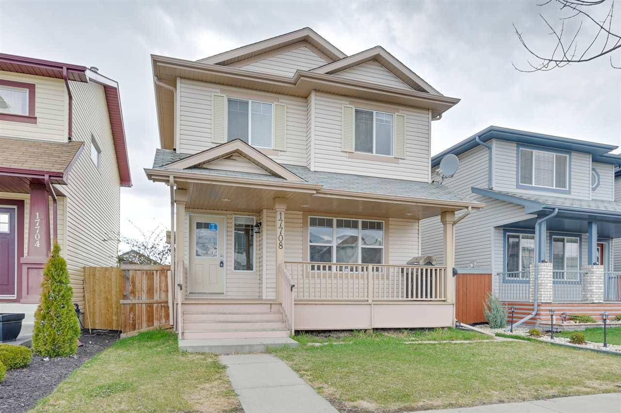 House for sale at 17708 89 St Nw Edmonton Alberta - MLS: E4174508