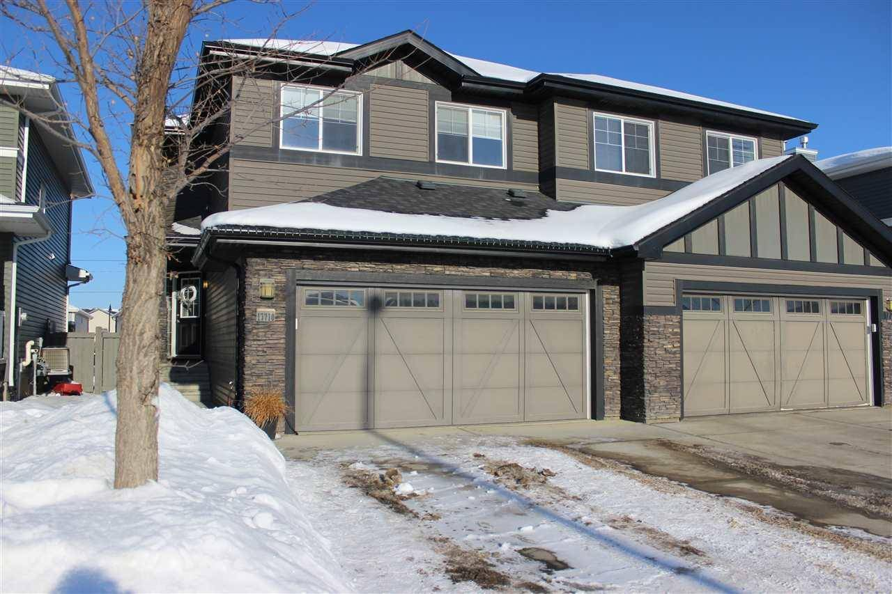 Townhouse for sale at 17710 10 Ave Sw Edmonton Alberta - MLS: E4185325