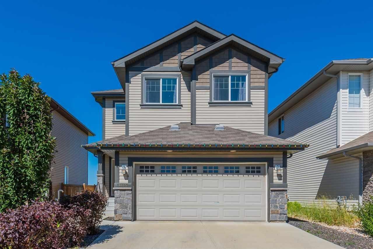 House for sale at 17710 5a Av SW Edmonton Alberta - MLS: E4218856