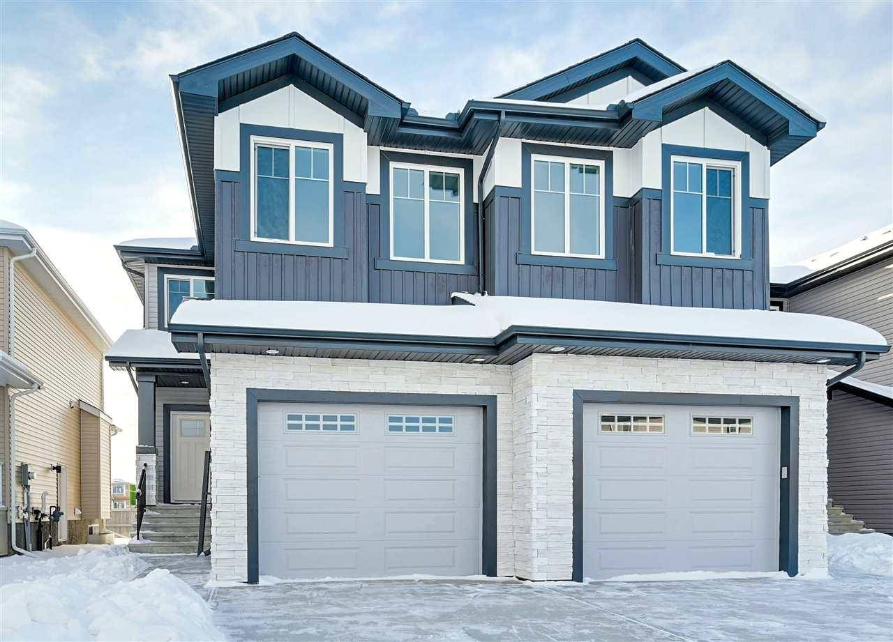 Townhouse for sale at 17715 13 Ave Sw Edmonton Alberta - MLS: E4185790
