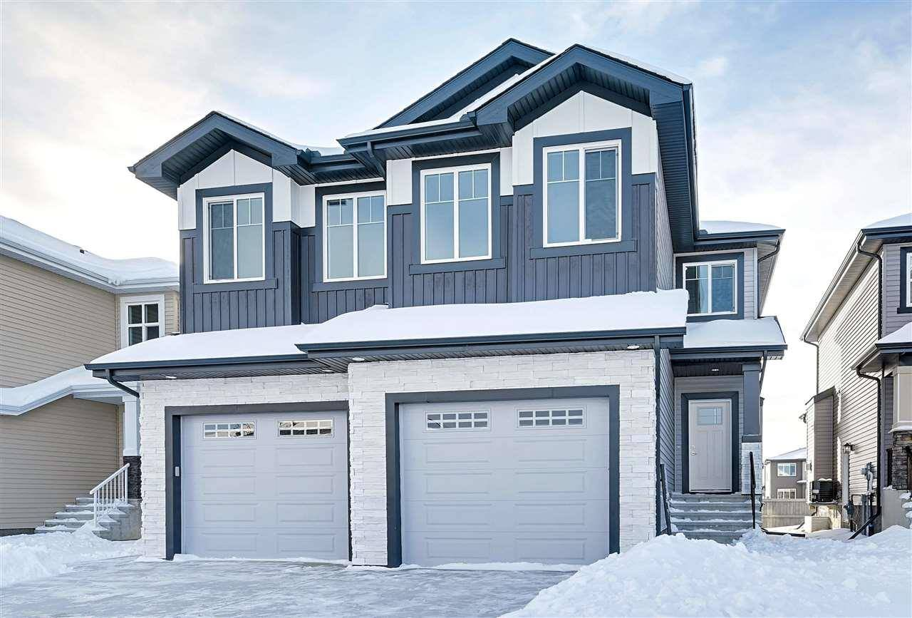 Townhouse for sale at 17717 13 Ave Sw Edmonton Alberta - MLS: E4185789