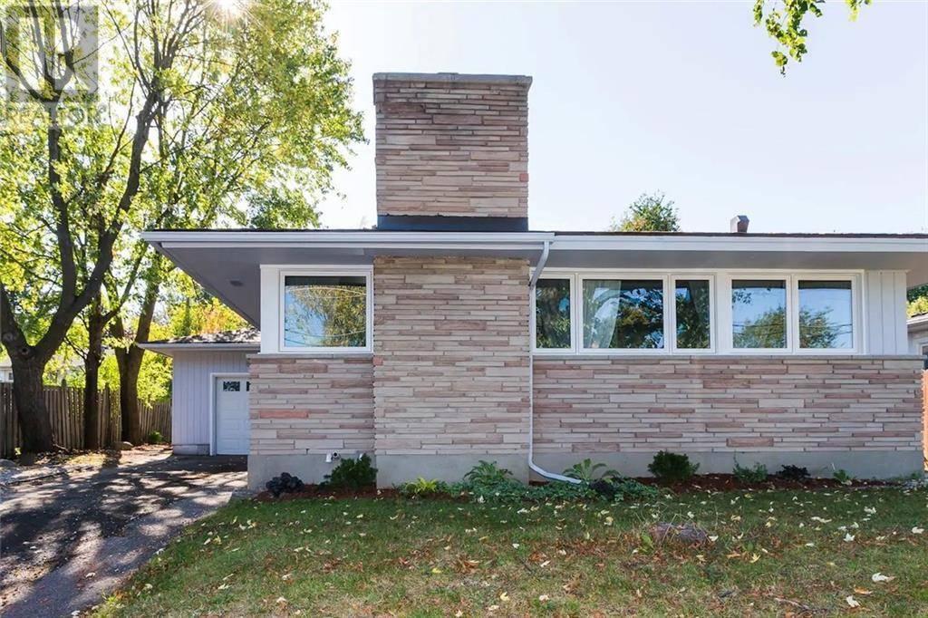 House for sale at 1772 Kilborn Ave Ottawa Ontario - MLS: 1178428
