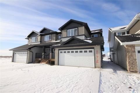 Townhouse for sale at 1772 Mustard St Regina Saskatchewan - MLS: SK791106