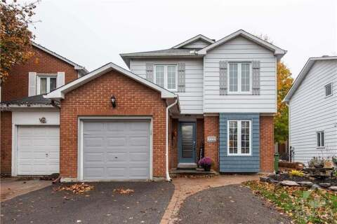 House for sale at 1772 Stoneboat Cres Ottawa Ontario - MLS: 1214734