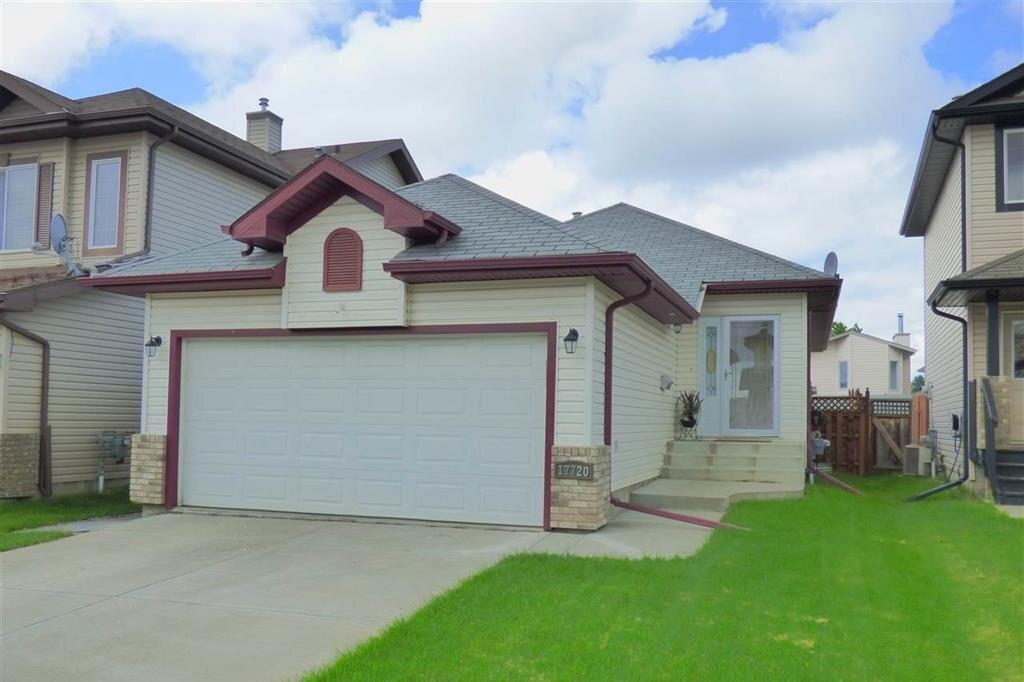 House for sale at 17720 90 St NW Edmonton Alberta - MLS: E4224893