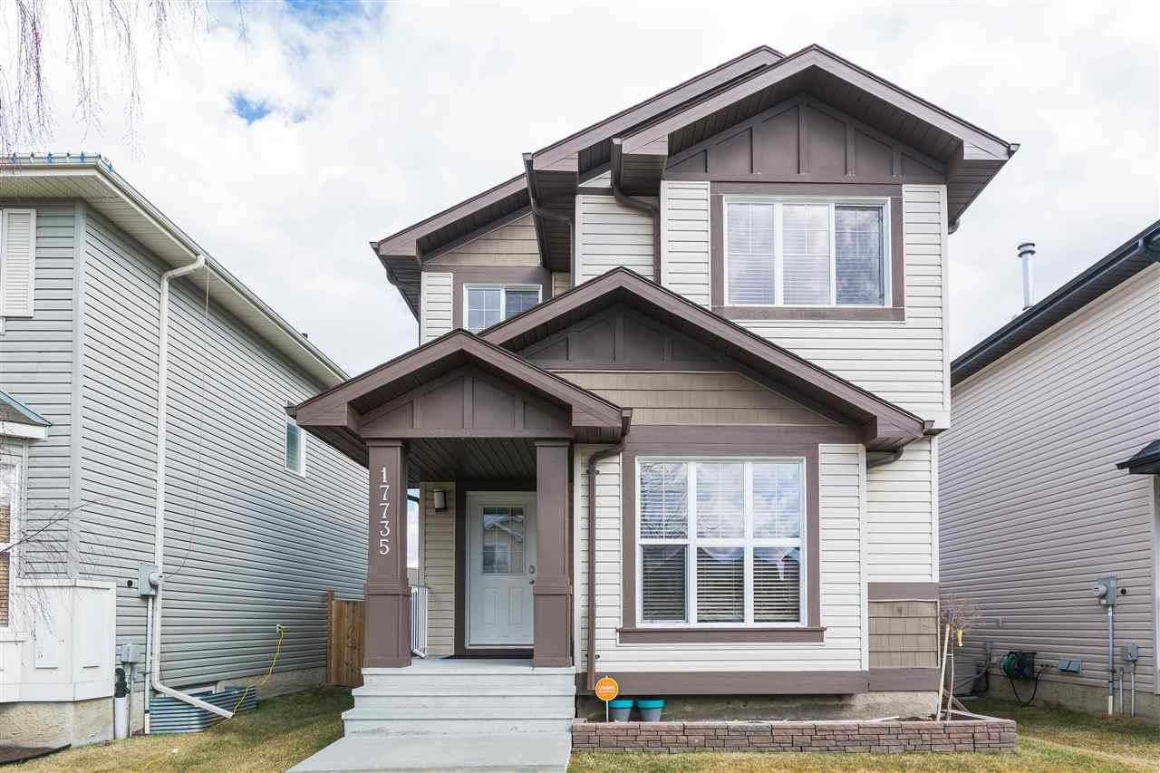 House for sale at 17735 90 St Nw Edmonton Alberta - MLS: E4195599
