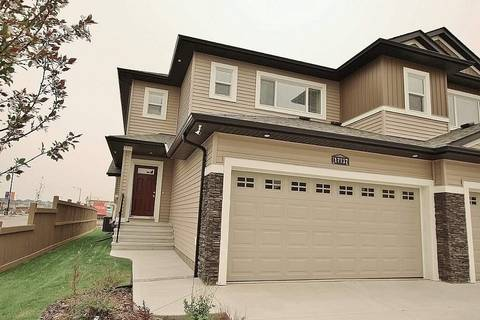 Townhouse for sale at 17737 64 St Nw Edmonton Alberta - MLS: E4159276