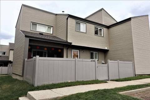 Townhouse for sale at 1774 Lakewood Rd Nw Edmonton Alberta - MLS: E4156843