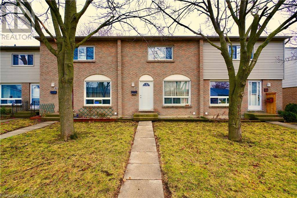 Townhouse for sale at 12 Culver Dr Unit 1775 London Ontario - MLS: 241767