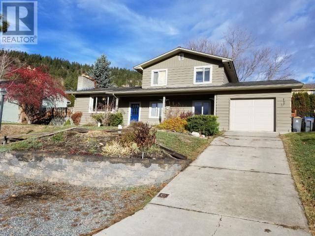 House for sale at 1775 Juniper Drive Dr Merritt British Columbia - MLS: 155457