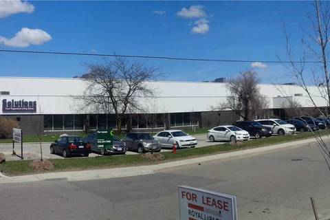 Commercial property for lease at 1775 Sismet Rd Mississauga Ontario - MLS: W4718075