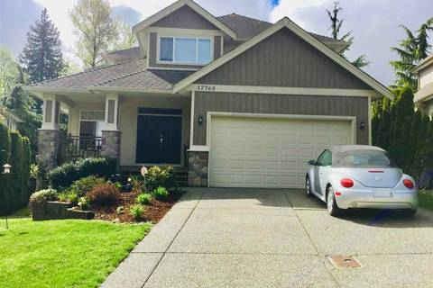 House for sale at 17760 100a Ave Surrey British Columbia - MLS: R2365400