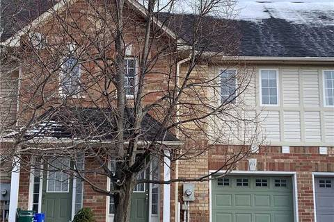 Townhouse for rent at 1777 Hobson Dr Burlington Ontario - MLS: W4649662