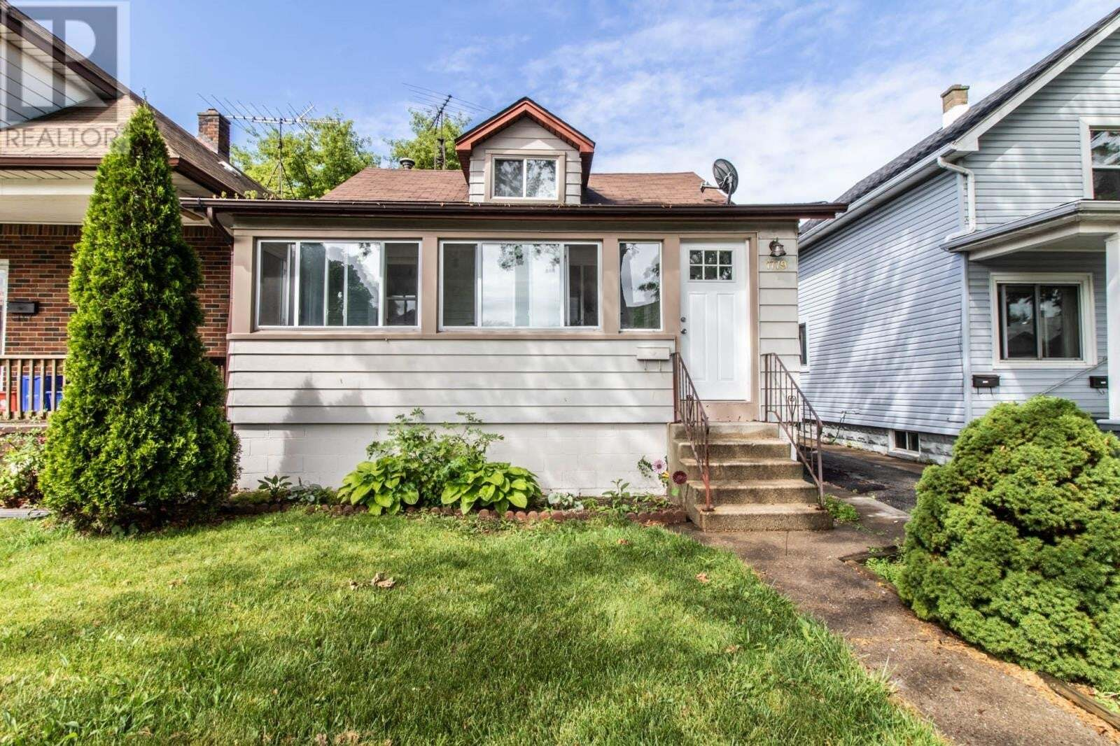House for sale at 1779 Cadillac  Windsor Ontario - MLS: 20007466