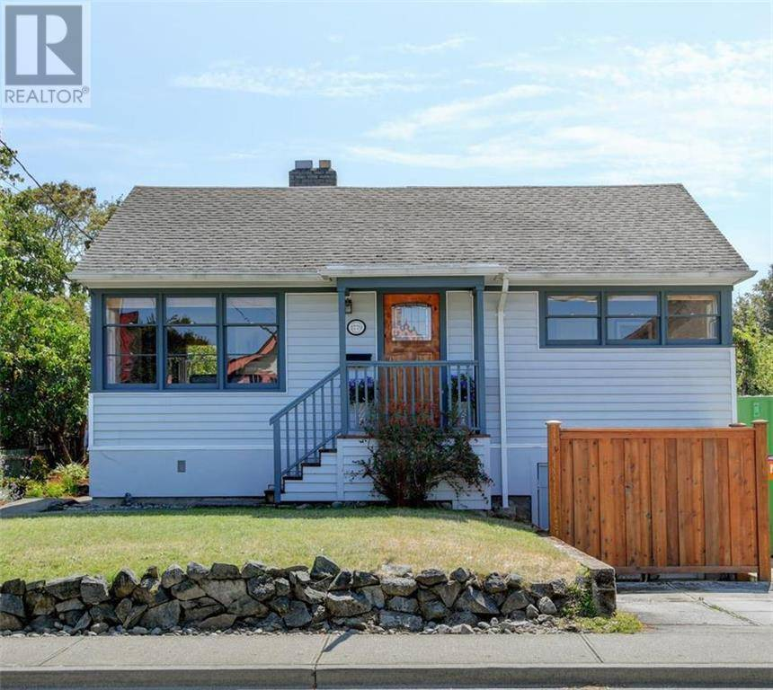 House for sale at 1779 Haultain St Victoria British Columbia - MLS: 414754