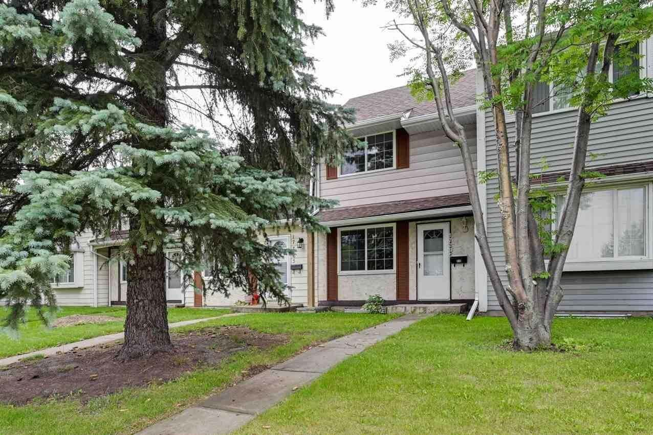 Townhouse for sale at 17795 81 Av NW Edmonton Alberta - MLS: E4205559