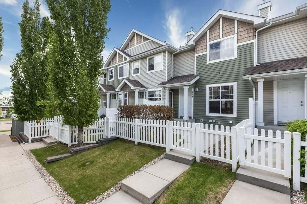 Townhouse for sale at 5604 199 St NW Unit 178 Edmonton Alberta - MLS: E4201115