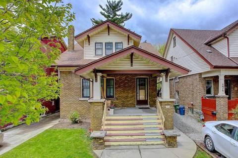 House for sale at 178 Balmoral Ave Hamilton Ontario - MLS: X4576760