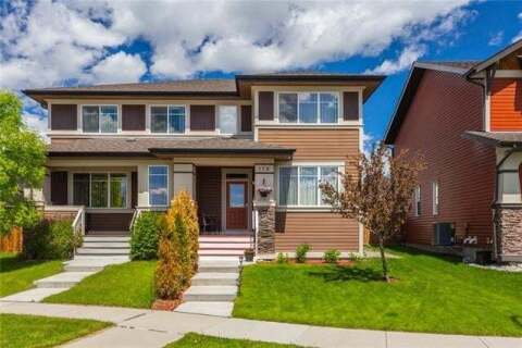 Townhouse for sale at 178 Chaparral Valley Sq Southeast Calgary Alberta - MLS: C4301338