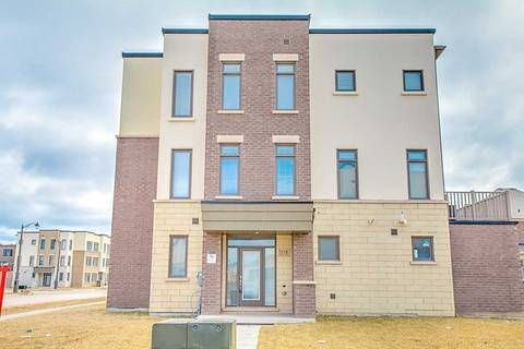 Townhouse for sale at 178 Fowley Dr Oakville Ontario - MLS: W4349599