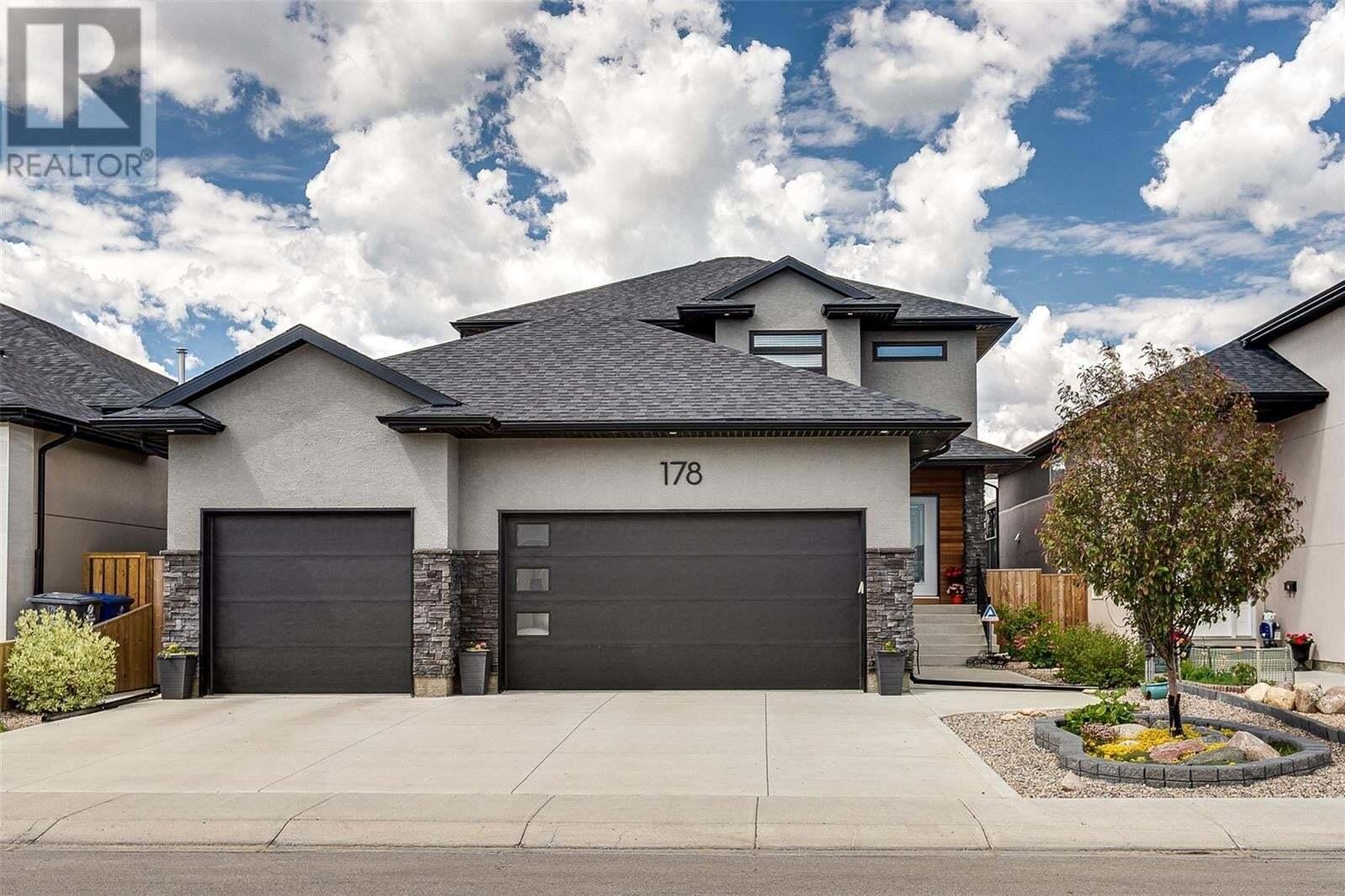 House for sale at 178 Gillies Ln Saskatoon Saskatchewan - MLS: SK827063