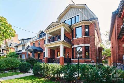 Townhouse for sale at 178 Holmwood Ave Ottawa Ontario - MLS: 1211331
