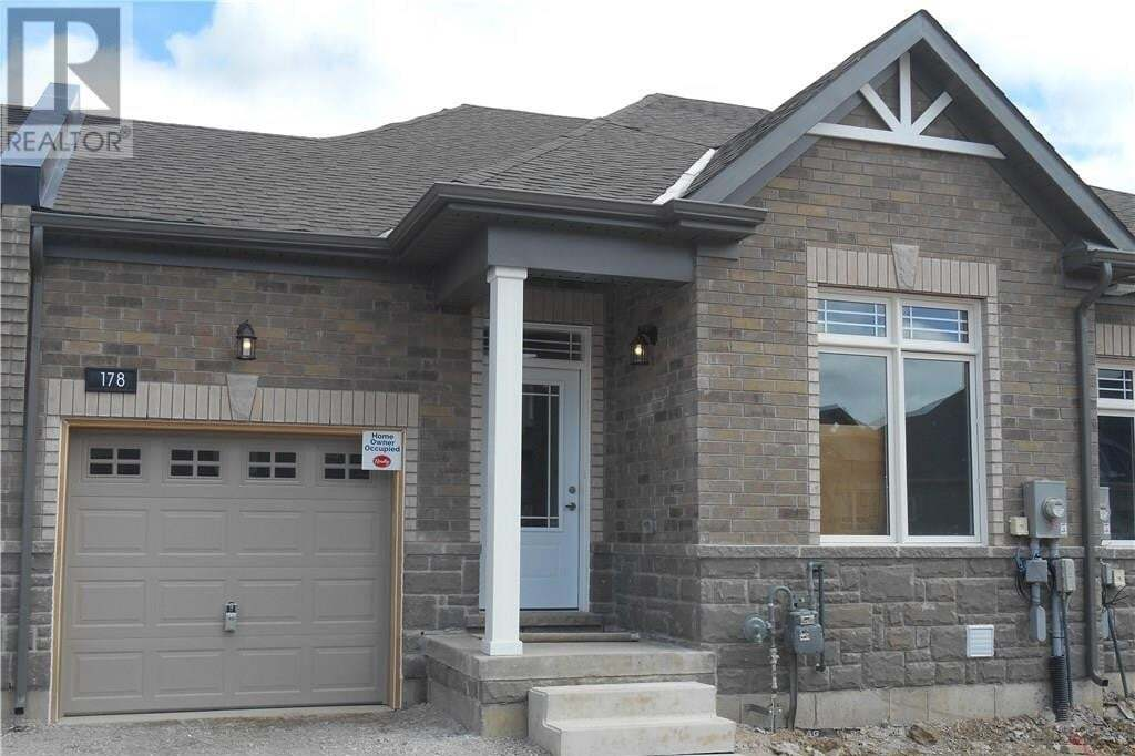 Townhouse for sale at 178 Isabella Dr Orillia Ontario - MLS: 30805152