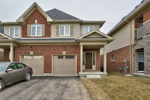 Townhouse for rent at 178 Lormont Blvd Hamilton Ontario - MLS: X4510662