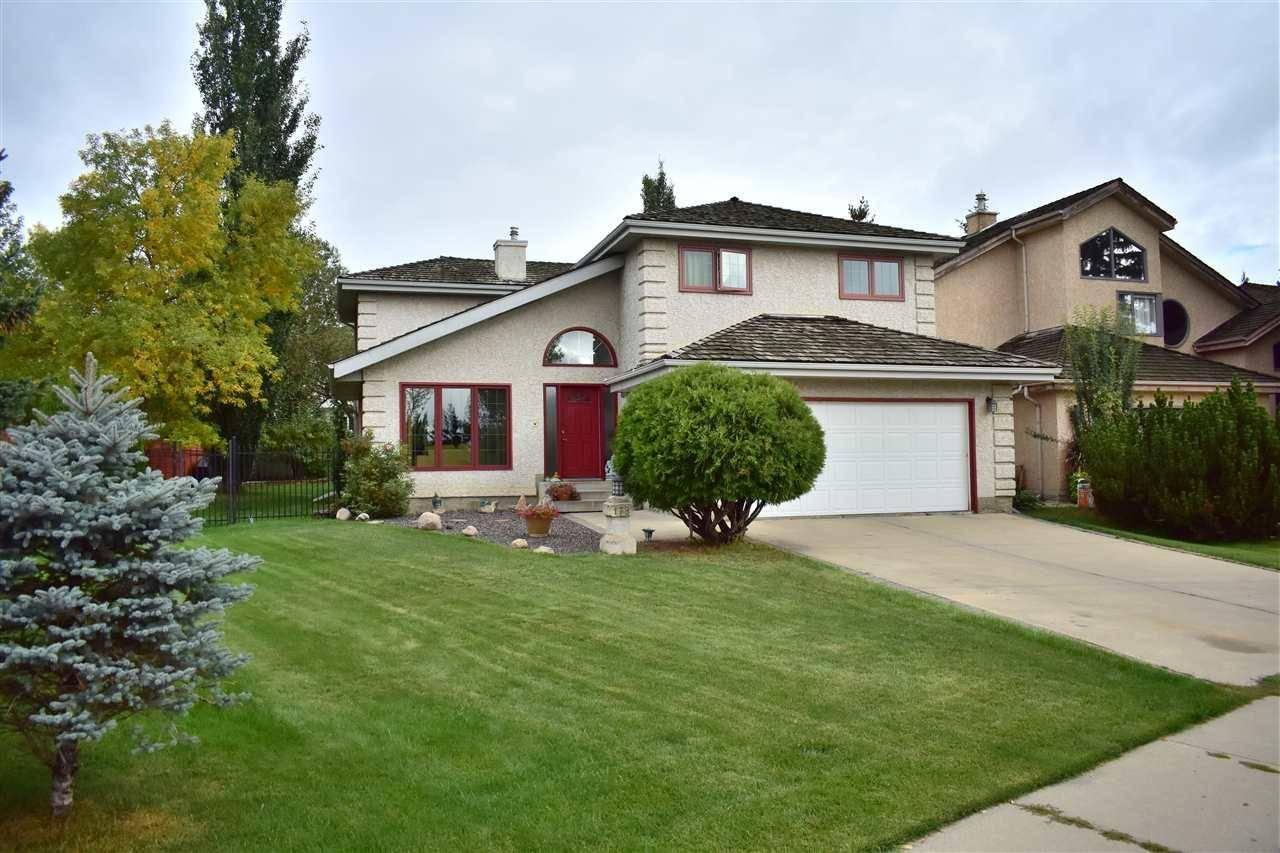 House for sale at 178 Weaver Dr Nw Edmonton Alberta - MLS: E4170180