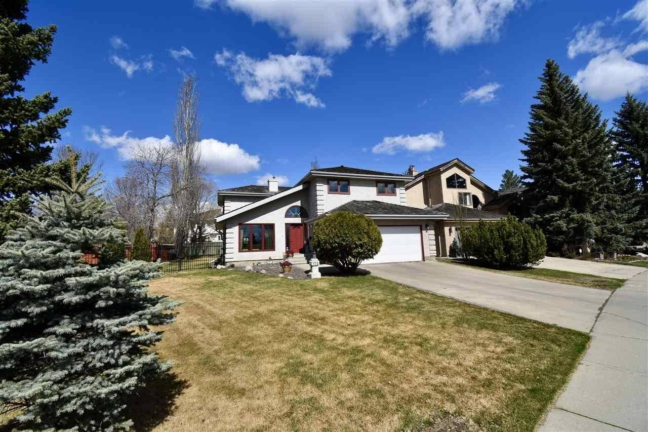 House for sale at 178 Weaver Dr Nw Edmonton Alberta - MLS: E4187161