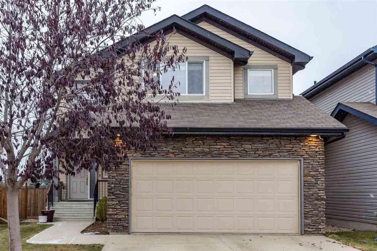 House for sale at 178 Wellington Pl Fort Saskatchewan Alberta - MLS: E4218956