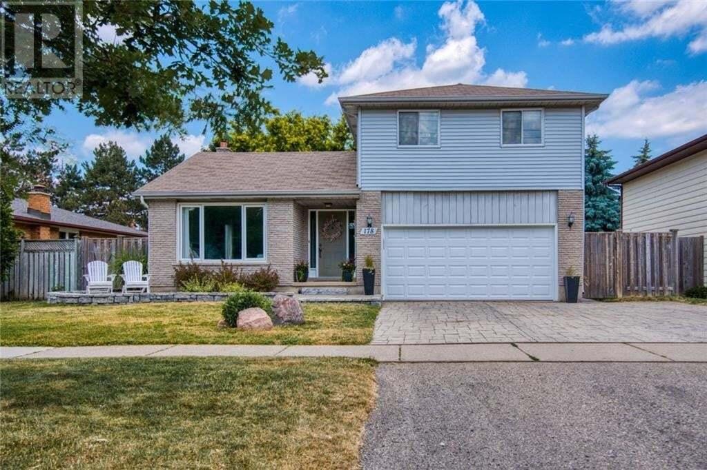 House for sale at 178 Wissler Rd Waterloo Ontario - MLS: 30820864