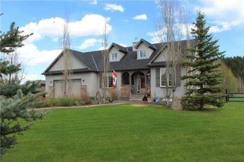 House for sale at 178012 Priddis Meadows Pl West Priddis Alberta - MLS: C4299307