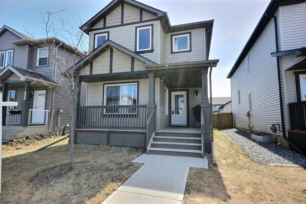 House for sale at 17807 6 Ave Sw Edmonton Alberta - MLS: E4187922