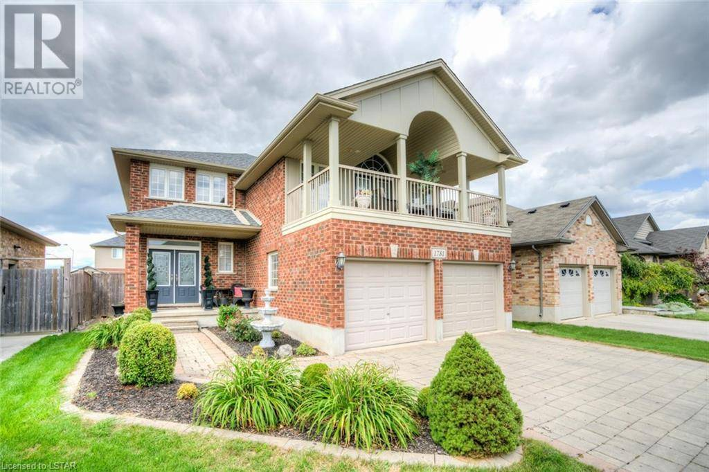 House for sale at 1781 Kyle Ct London Ontario - MLS: 218279
