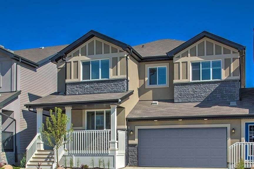 House for sale at 17816 9 Av SW Edmonton Alberta - MLS: E4215057