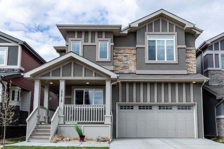House for sale at 17818 9a Av SW Edmonton Alberta - MLS: E4197075