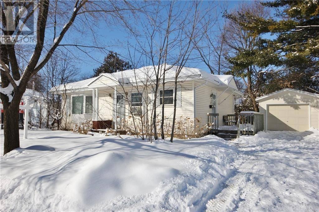 House for sale at 1782 Haig Dr Ottawa Ontario - MLS: 1182108