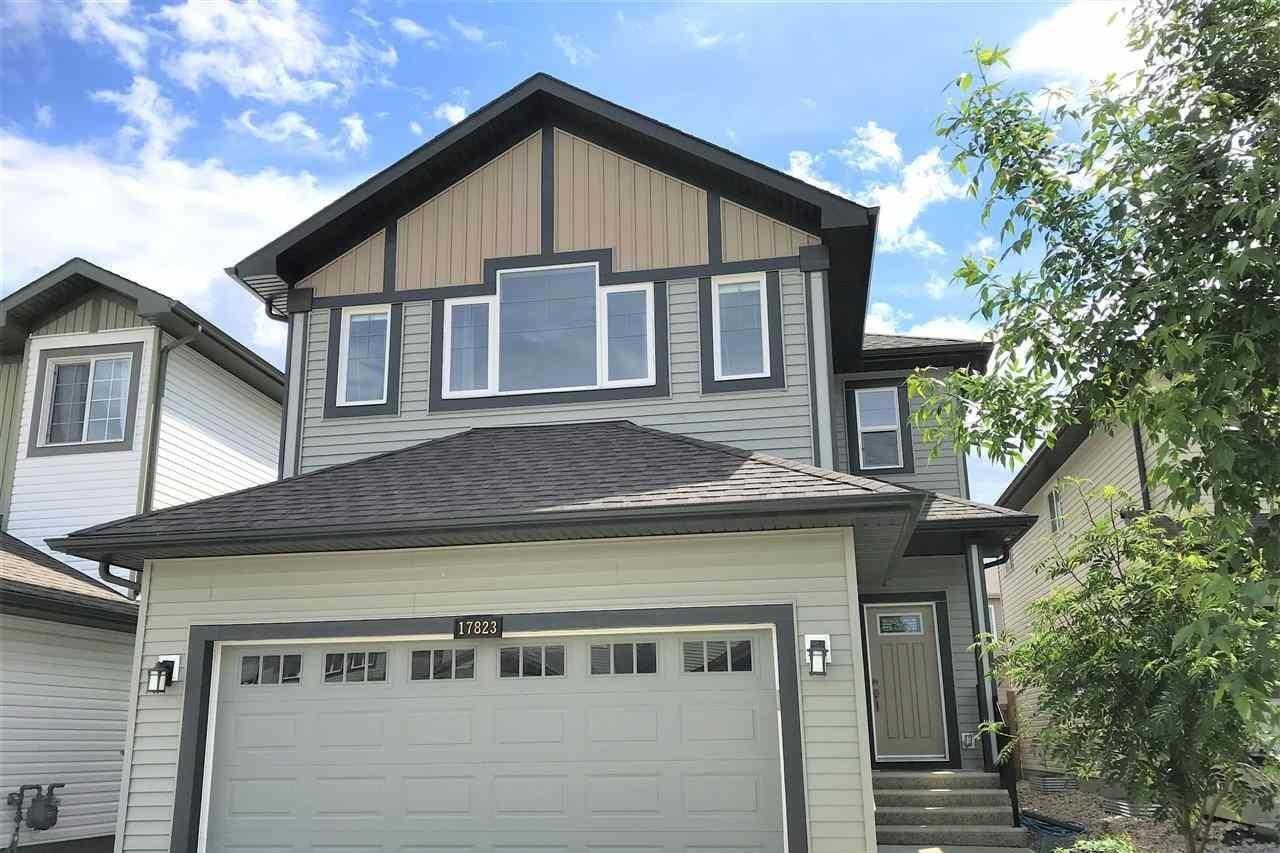 House for sale at 17823 8 Av SW Edmonton Alberta - MLS: E4202031