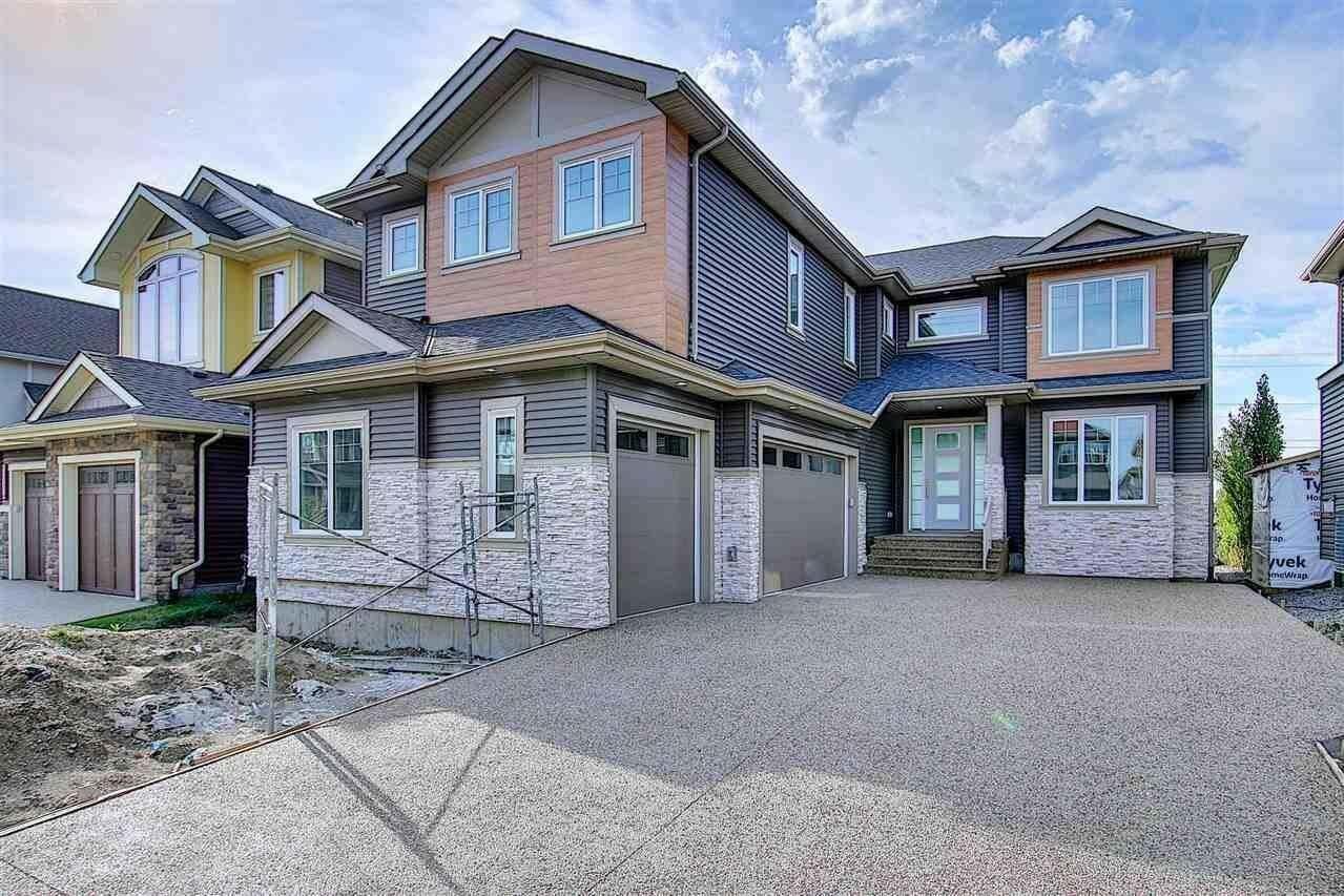 House for sale at 17825 9a Av SW Edmonton Alberta - MLS: E4201724
