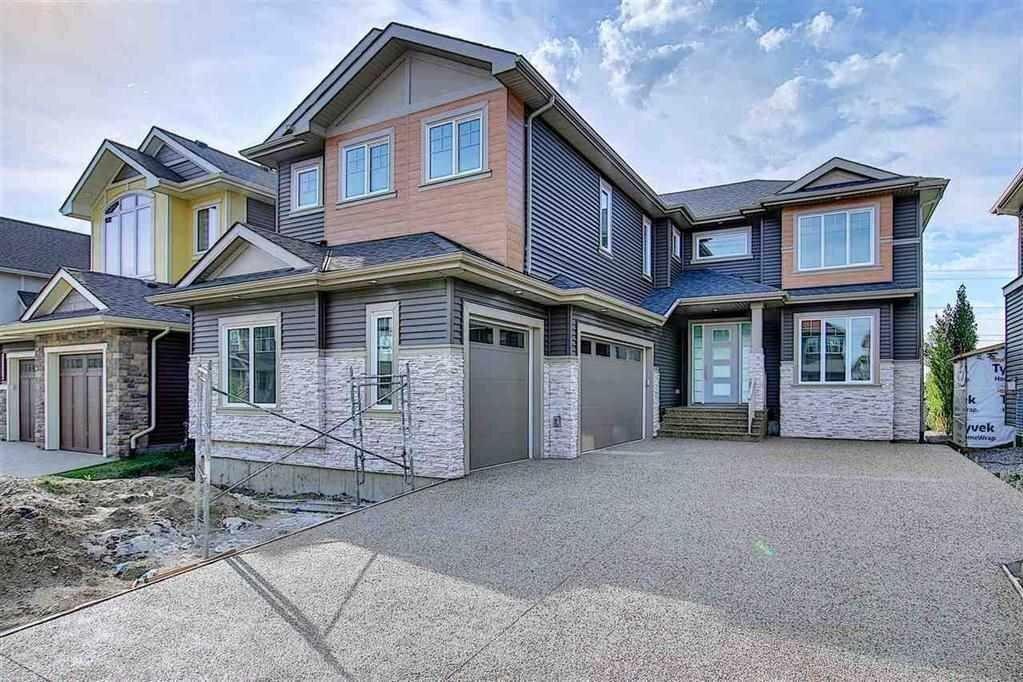 House for sale at 17825 9a Av SW Edmonton Alberta - MLS: E4219264