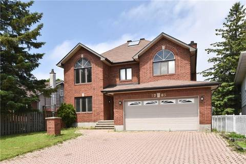 House for sale at 1783 Kingsdale Ave Ottawa Ontario - MLS: 1151870