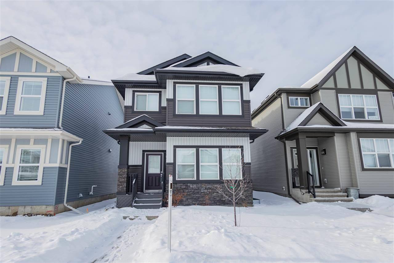 House for sale at 17832 61 St Nw Edmonton Alberta - MLS: E4181057