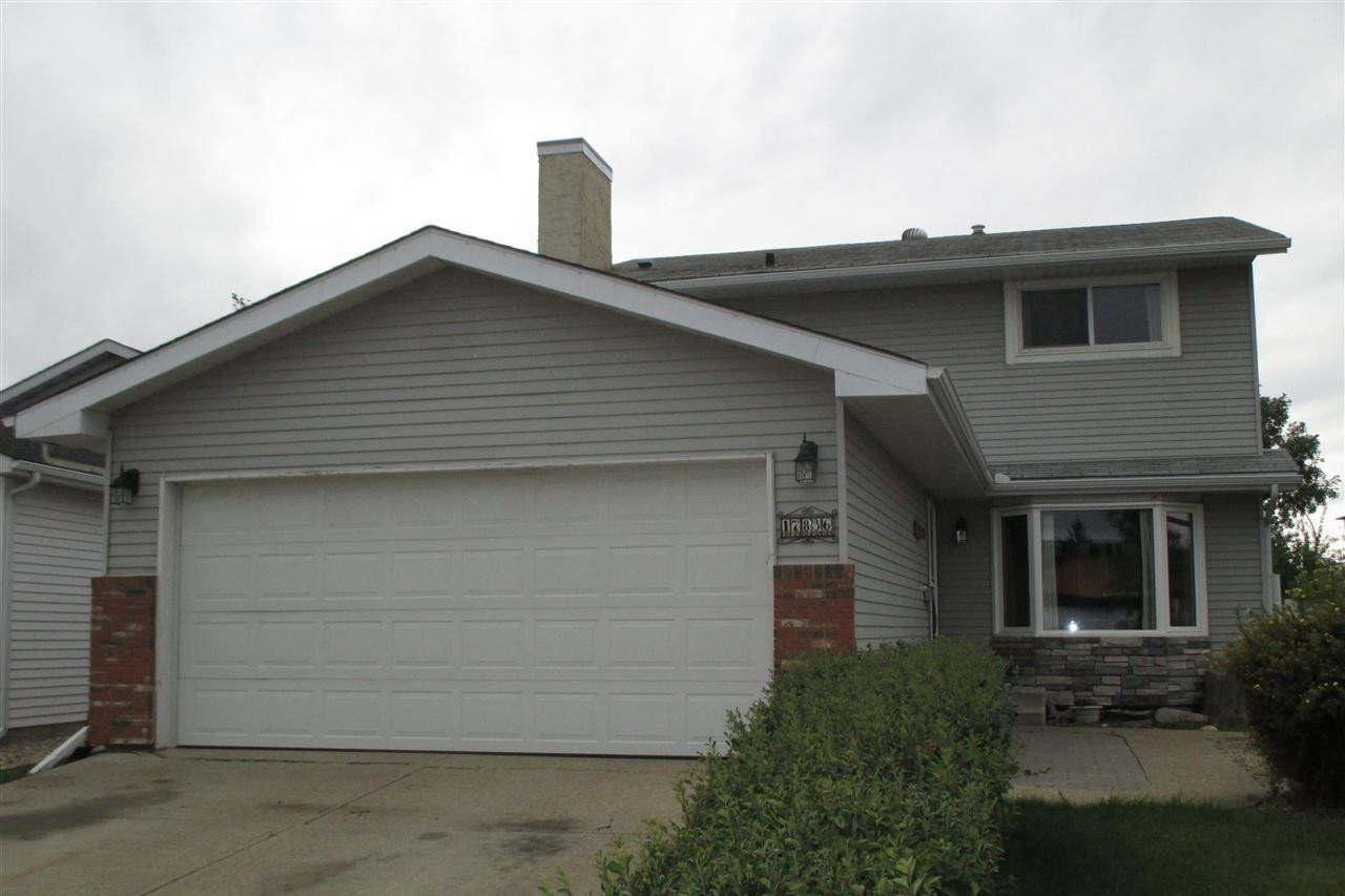 House for sale at 17836 93 St NW Edmonton Alberta - MLS: E4214275