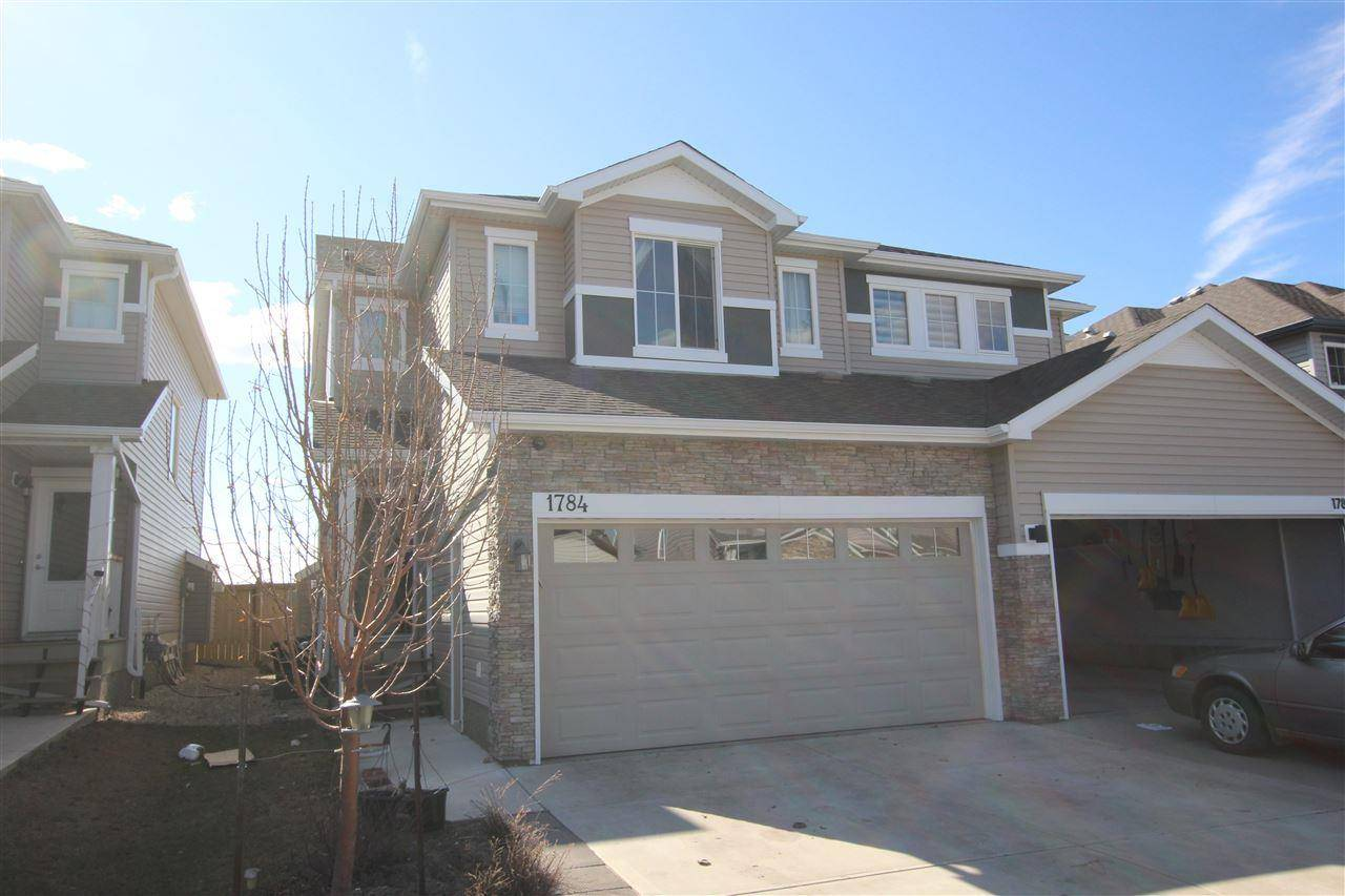 Townhouse for sale at 1784 28 St Nw Edmonton Alberta - MLS: E4195373