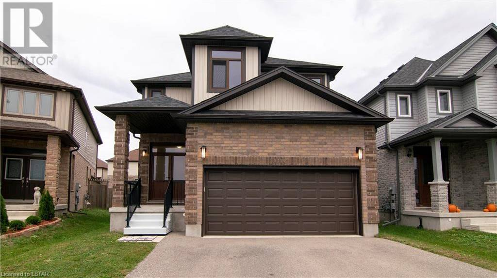 House for sale at 1784 Cedarpark Dr London Ontario - MLS: 224972