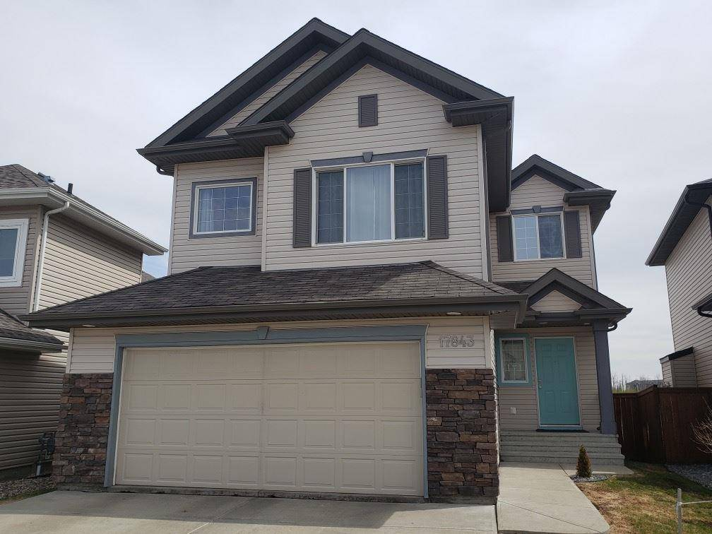 House for sale at 17843 84 St Nw Edmonton Alberta - MLS: E4182921