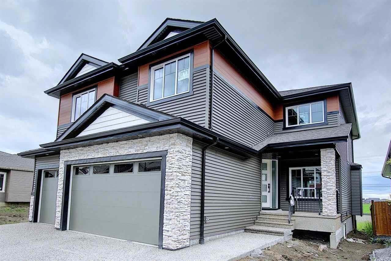 House for sale at 17849 9a Av SW Edmonton Alberta - MLS: E4204331